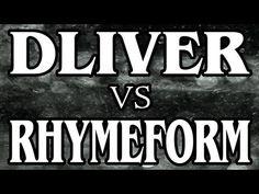 REAL TALK - Dliver vs RhymeForm (Top Contender)