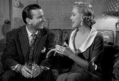 "Jack Paar, Marilyn Monroe; ""Love Nest"" 1951"