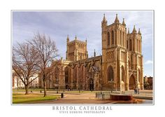 Bristol Cathedral, via Flickr.