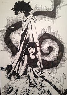 Dream and Death by Francis Manapul