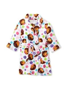 53% OFF Dora the Explorer Girl's 2-6X Robe