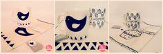 Sie - Art & Craft: Tazas ♥