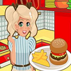 Join Mia this summer and learn to grill up a delicious spicy beef burger, perfect for a family barbecue. Help Mia to prepare the ingredients by grinding the mincemeat and rolling it up into a juicy burger. Serve with a bun and fresh vegetables as well as chunky fries for a mouth watering meal. Beautiful.