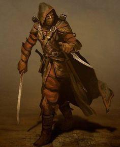Fighter rogue ranger