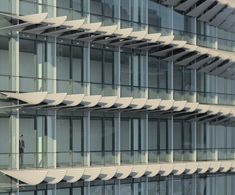 Gallery of NBBJ Creates High Tech Shading System for Buildings - 1