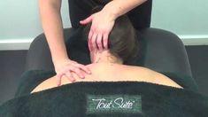 Masaje descontracturante, para aliviar tensiones en el cuello