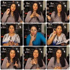 Anita Fuentes Masonic Hand Sign Collage