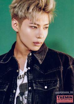 "Photo Set - Taemin's 2nd Album 'MOVE' 4""*6"""
