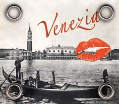 A kiss from Venice