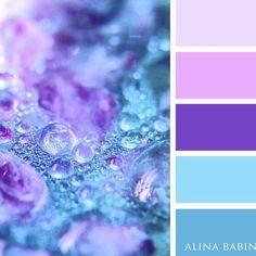 Light Blue and Purple Colour Palette Color Schemes Colour Palettes, Colour Pallette, Color Palate, Color Combos, Purple Color Schemes, Purple Palette, Plum Color, Color Swatches, Color Stories