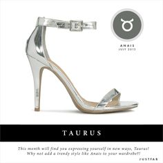 Style-scope by JustFab: Taurus read your July fashion horoscope.