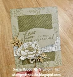 Fall Cards, Christmas Cards, Diy Cards, Your Cards, Wink Of Stella, Embossed Cards, Stamping Up Cards, Scrapbook Cards, Scrapbooking
