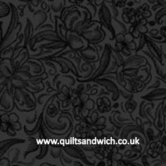 Black with Grey inca Design Quilt Back | Quilt Backs - Extra Wide ... : extra wide quilt backing fabric - Adamdwight.com