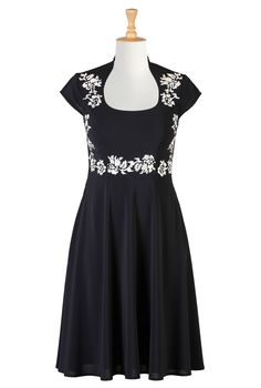 I'm so pleased with my eShakti dress that arrived today, I'm looking there with wedding in mind... perhaps something more casual, like this? Customisable sleeves, and not a bad price. ($90)