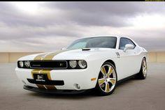 Dodge Challenger SRT8=Dream Car