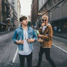 Kian Lawley and JC Caylen #kian #jc #2015