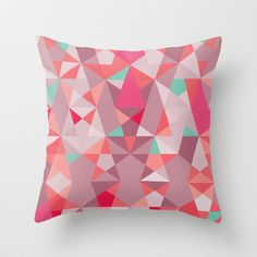 simply II Throw Pillow by Leandro Pita
