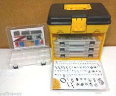 Custom-ORGANIZER-STORAGE-Drawer-Bin-SYSTEM-for-Lego-Mindstorms-EV3-31313