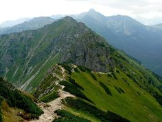 Kasprowy Wierch Mountain Zakopane & tatra mountains - our common magazine Polish Mountains, Secret Escapes, Tatra Mountains, Poland Travel, Heart Of Europe, Eastern Europe, Countries Of The World, Beautiful World, Places To See
