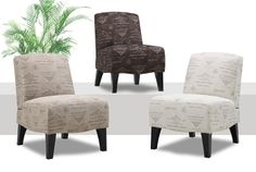 Available here at Olympia Furniture Works Living Room Upholstery, Living Room Furniture, Solid Wood, Accent Chairs, Carrie, Emerald, Plywood, Olympia, Decor Ideas