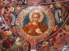 ΠΕΡΙ ΤΕΧΝΗΣ Ο ΛΟΓΟΣ: Ο Θηβαίος ζωγράφος Φράγκος Κατελάνος, (16ος αι.) Art Roman, Europe, Painting, Byzantine Art, Painting Art, Paintings, Painted Canvas, Drawings