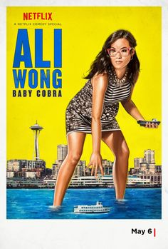 Ali Wong [Stand Up Comedian] is pregnant (and funny) as hell in 'Baby Cobra' Ali Wong Stand Up, Streaming Vf, Streaming Movies, Ali Wong Baby Cobra, Site Pour Film, The Big Sick, Film Vf, Baby Netflix, Comedy Specials