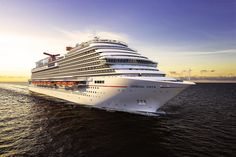 See 23 pictures of Carnival's jaw dropping new cruise ship: http://www.placesyoullsee.com/23-things-you-need-to-know-about-carnivals-gigantic-new-cruise-ship/