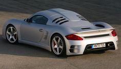2008 Porsche RUF CTR 3