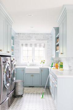 DIY Laundry Room Storage Shelves Ideas (63)