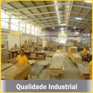QUALIDADE INDUSTRIAL - Processos certificados pelo ISO 9001 - 2000.