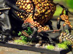 ... salamanders carnosaurs and vile jungle swarms the salamander models