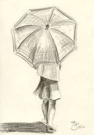 Drawing Pencil Portraits - umbrella art 26 More Discover The Secrets Of Drawing Realistic Pencil Portraits Easy People Drawings, Drawing People, Cool Drawings, Drawing Sketches, Simple Pencil Drawings, Simple Sketches, Drawings Of People Easy, Drawing With Pencil, Simple Doodles Drawings