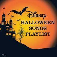 Disney Halloween Songs Playlist on Rdio #halloween #scarymusic
