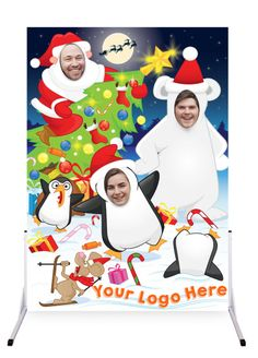 Christmas Themed Photo Cutout Boards - new for 2017!  http://www.photocutouts.co.uk/buy-christmas-themed-photo-prop-boards.htm