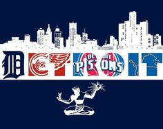 This is a pretty big one. I am a die hard fan of the Detroit sports teams. My dream is to be on sports talk radio in Metro Detroit. Even when I am in Milwaukee, I watch as many games as I can, listen to local radio from home and follow the teams as much as I can.