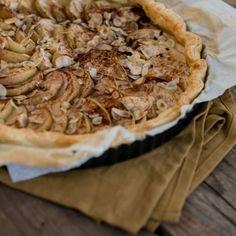 Apfelkuchen mit Spekulatiusgewürz - Dille & Kamille | Herbst auf dem Tisch