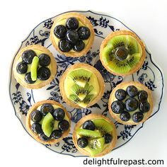 Mini Tartlets, Fruit Tartlets, Tart Bakery, Pastry Shells, Flaky Pastry, Tiered Stand, Pie Cake, Mini Foods, Sweet Life