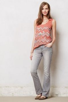 $118.00  Pilcro Stet Slim Bootcut Jeans
