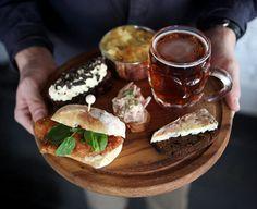 Gentleman's High Tea at Swan Shakespeare's Globe, £19.50 - AfternoonTea.co.uk