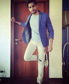 Siddharth Malhotra cool