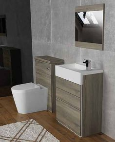 Edge - The double edged drawers are not only eye catching, but allow for a sleek and handleless design.