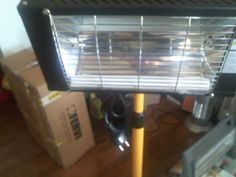 Radiator infrarosii 1300w FERVI Radiators, Radiant Heaters