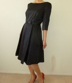 Stella dress by My Black Dress (Jimmie Hayward). Now if only I had the waist!