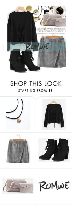 """""""ROMWE 10"""" by saaraa-21 ❤ liked on Polyvore featuring romwe, shop and polyvorefashion"""