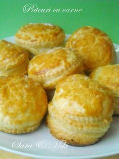 Appetizer Recipes, Appetizers, Romanian Food, Romanian Recipes, Saveur, Cheesecakes, I Foods, Food To Make, Muffin