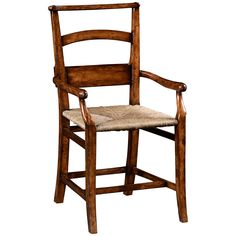 Ingenious Superb Quality Set Of 4 Old French Lxv Chairs With Rush Seats 1900-1950