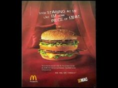 Using McDonalds adverts as examples, this video explores several subliminal communication techniques used in fast food marketing, including colour association, embedded commands within sentences, attention grabbing through surrealism, activity association, and the bypassing of attention filters through initially misleading design and minimalist use of company logo......