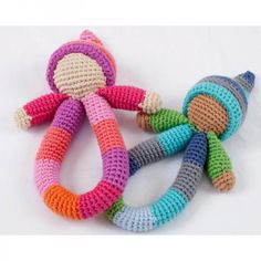 crochet rattle - Google Search