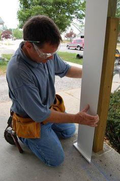 1000 Ideas About Porch Columns On Pinterest Front Porch