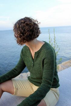 Rolling Rock : Knitting Pattern by Thea Colman || Ravelry